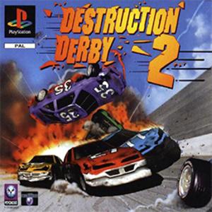Destruction Derby 2 - Image: Destruction Derby 2 Coverart