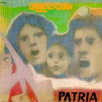 Patria (album) - Image: Dg quila 76