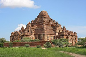 1160s in architecture - Image: Dhammayangyi Paya, Bagan, Myanmar