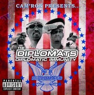Diplomatic Immunity (The Diplomats album) - Image: Diplomatic Immunity 1