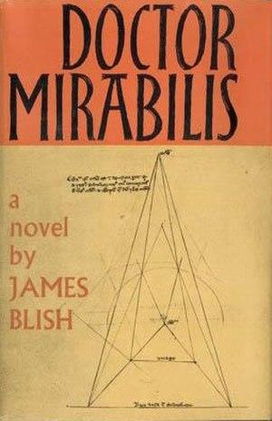 Doctor Mirabilis (novel) - First edition