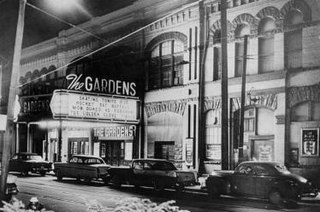 Duquesne Gardens Arena in Pittsburgh USA (1890–1956)