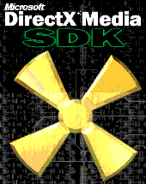 DirectX Media - Logo of the DirectX Media SDK