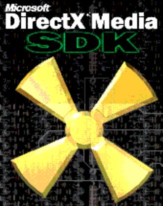 DirectShow - Image: Dxmlogomsmall