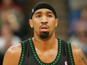 Eddie Griffin (basketball) - Image: Eddie Griffin basketball player