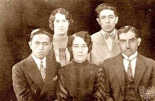 Elisa Acuña Mexican journalist (1887-1946)