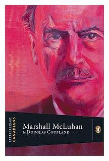 <i>Extraordinary Canadians: Marshall McLuhan</i> Book by Douglas Coupland