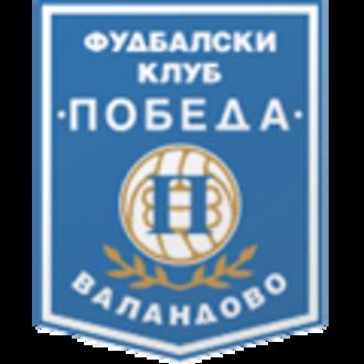 FK Pobeda Valandovo - Image: FK Pobeda Valandovo Logo