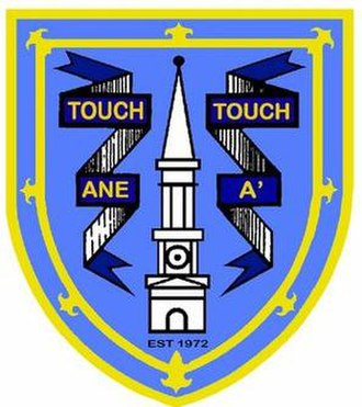Falkirk RFC - Image: Falkirk Rugby Football Club