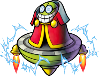Fawful Fictional character appearing in the Mario & Luigi video game series