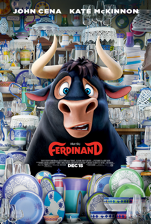 Ferdinand (film) - Theatrical release poster