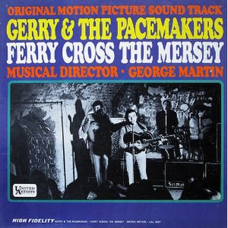 Ferry Cross the Mersey (album) - Image: Ferry 'Cross the Mersey (album)