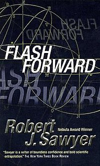 Flashforward (novel) Hardback cover.jpg