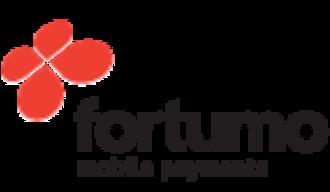 Fortumo - Image: Fortumo logo 2012