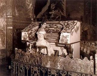 Organist, Arranger, Composer, Hostess, Music Teacher.