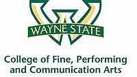 Wayne State University College Of Fine Performing And Communication Arts Wikipedia