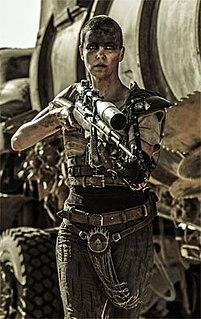 Imperator Furiosa lead female protagonist of Mad Max: Fury Road