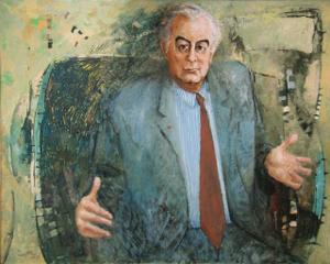 Clifton Pugh - The Hon E G Whitlam (1972)