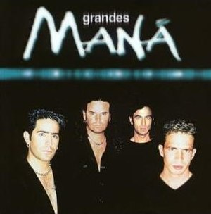 Grandes (album) - Image: Grandes 3