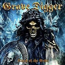 Gravedigger (Broken Gods Book 1)