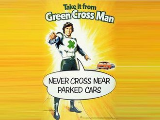 Green Cross Code - Take it from Green Cross Man