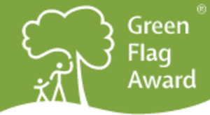 Green Flag Award - Logo of the Green Flag award scheme