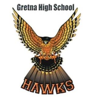 Gretna High School - Image: Gretna Logo