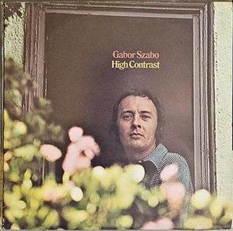 High Contrast (album) - Image: High Contrast (Gábor Szabó album)