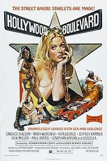<i>Hollywood Boulevard</i> (1976 film) 1976 film