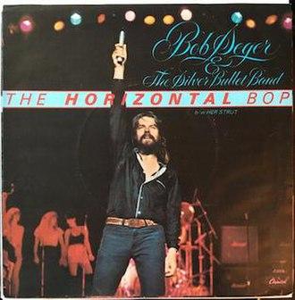 The Horizontal Bop - Image: Horizontal Bop Cover