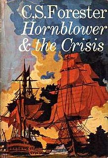 <i>Hornblower and the Crisis</i> book by C.S. Forester