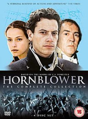Hornblower (TV series) - UK DVD cover