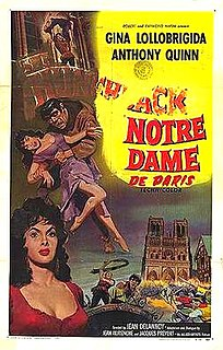 1956 film directed by Jean Delannoy