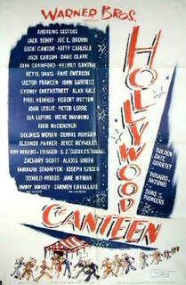 <i>Hollywood Canteen</i> (film) 1944 film by Delmer Daves