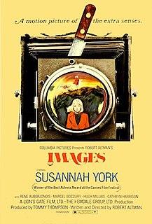 <i>Images</i> (film) 1972 British-American film by Robert Altman