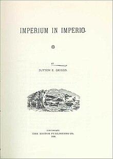IMPERIUM IN IMPERIO GRIGGS EPUB