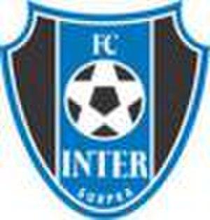 FC Inter Boyarka - Image: Inter Boiarka