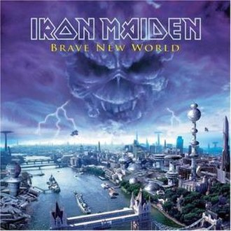Brave New World (Iron Maiden album) - Image: Iron Maiden Brave New World