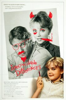<i>Irreconcilable Differences</i> 1984 film by Charles Shyer