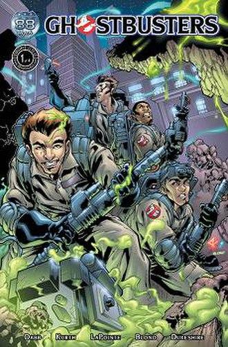 Ghostbusters: Legion - Image: Issue 1 GB Legion