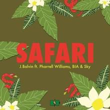 Safari (J Balvin song) - Wikipedia