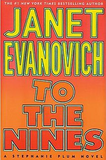<i>To the Nines</i> (novel) book by Janet Evanovich