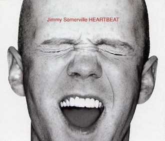 Heartbeat (Jimmy Somerville song) - Image: Jimmy Somerville Hearbeat Front