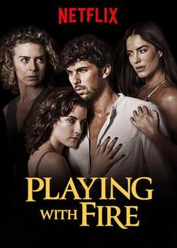 Playing with Fire (2019 TV series) Wikipedia