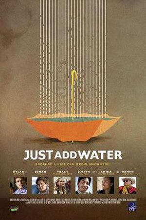 Just Add Water (film) - Promotional poster