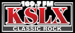 KSLX-FM - Image: KLSX 100.7FM logo