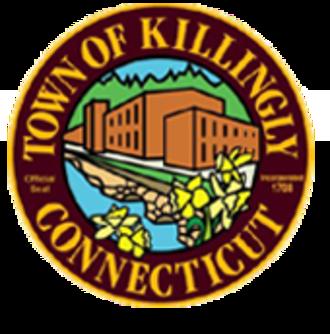 Killingly, Connecticut - Image: Killingly C Tseal