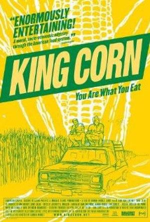 King Corn (film) - King Corn theatrical poster