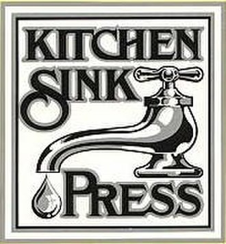 Kitchen Sink Press - Image: Kitchen Sink Press logo