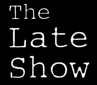 The Late Show (1992 TV series) - The Late Show intertitle